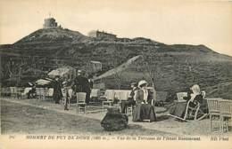 Sommet Du Puy De Dome , Montagne  (tramway Petit Train), * LC 379 38 - Non Classificati