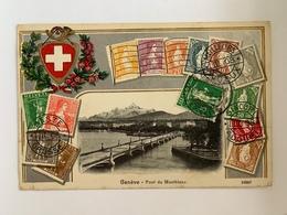 Genève - Pont Du MontBlanc - GE Genf