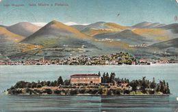 Lago Maggiore - Isola Madre E Pallanza - TI Tessin