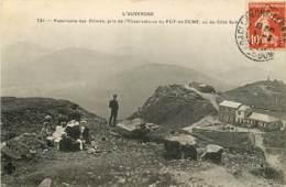 Sommet Du Puy De Dome , Montagne  (tramway Petit Train) , * LC 380 37 - Non Classificati