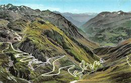 Val Tremola - Gotthardstrasse Strada Del San Gottardo - TI Tessin