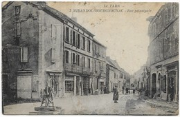 Mirandol-Bourgognac Rue Principale - France