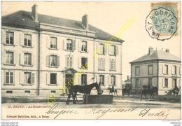 54. BRIEY . La Gendarmerie . - Briey