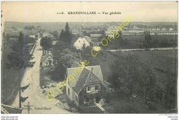 90. GRANDVILLARS .  Vue Générale . - Grandvillars