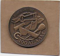 100 ALAAM 1982 DE ZILVERREIGER-WEERT - Gemeentepenningen