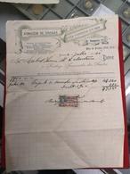 DOCUMENTO 2 JULHO 1910 ARMAZEM DE DROGAS - Portugal
