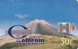 Cape Verde Chip 50 1997, Used - Cape Verde