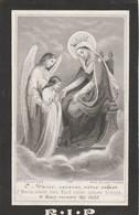 Maria Francisca Elisa De Laet-antwerpen-berchem 1891 - Images Religieuses