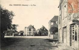 53 , CHAMMES , La Place , * 383 97 - Francia