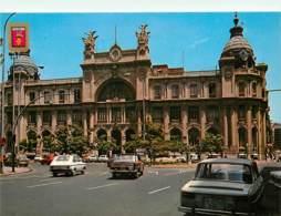 Automobiles - Voitures De Tourisme - Espagne - Valencia - Place Caudillo - Edifice De La Poste - Carte Neuve - Voir Scan - Turismo