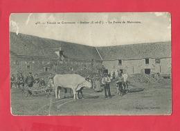 CPA Très Abîmée - Vallée De Chevreuse - Senlisse -( S-et-O) - La Ferme De Malvoisine - Autres Communes