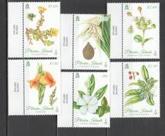 S1098 PITCAIRN ISLANDS FLORA FLOWERS #907-12 1SET !!! MICHEL 20 EURO !!! MNH - Sonstige