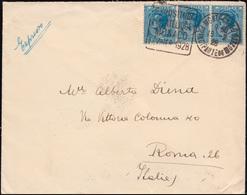 Brief Mit Werbestempel Zur Briefmarkenausstellung In Monaco MONTE-CARLO 18.2.28  - Briefmarkenausstellungen