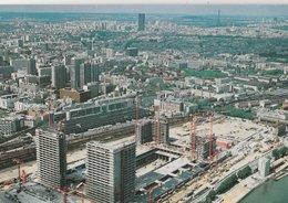 PARIS (75013). Bibliothèque De France, En Construction. Architecte: D. Perrault (Bâtiments & Architecture: Bibliothèques - Musées
