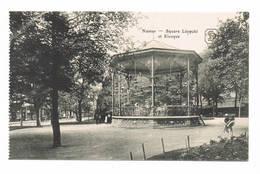 NAMUR Square Leopold Et Kiosque - Namur
