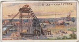 Puit De Mine Diamant Diamonds Kimberley South Africa Diamante Minas Cigarettes Big Hole Open Mine Shaft Mining Sinking - Wills