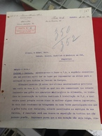 DOCUMENTO 11.OUT 1910 THOMSON HOUSTON IBERICA - Portugal