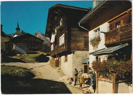 Surrhein Im Tujetsch / GR - Schafschur - (Suisse/Schweiz) - GR Grisons