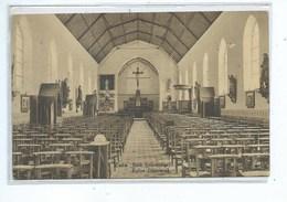 Zuen Zuin Sint-Pieters-Leeuw Intérieur De L'église Kerk Inwendige - Sint-Pieters-Leeuw