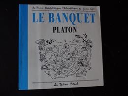 LE  BANQUET  Platon/Joann Sfar - Humour