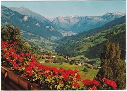 Blick Von Luzern (Prättigau) Gegen Küblis, Conters, Saas, Klosters Und Silvrettagruppe - (Suisse/Schweiz) - LU Lucerne