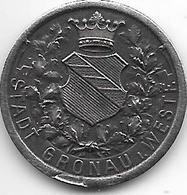 *notgeld Gronau 50 Pfennig 1919 Fe  5218.3 / F 173.3 - [ 2] 1871-1918 : Duitse Rijk