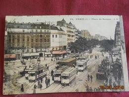 CPA - Paris - Place De Rennes - Arrondissement: 06