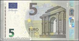 TWN - FRANCE 20U - 5 Euro 2013 Prefix UB - Plate U00312 - Signature: Draghi UNC - 5 Euro