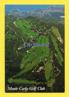 CPSM GOLF - SPORT - MONTE CARLO Golf Club - Mont Agel    ☺♦♦   MONACO - Golf