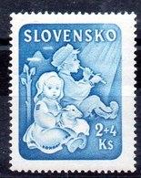 Serie De Eslovaquia N ºYvert 117 * Valor Catálogo 5.0€ - Nuevos