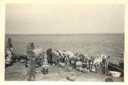 MALI - GAO - SUR LES BORDS DU NIGER - 1953 - Lieux
