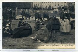 Switzerland Suisse Croquis Valaisans A La Foire De Sion Valais 1900s Postcard By Jullien Freres Geneve Geneva - VS Wallis