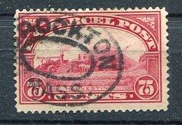 U.S. Parcel Post 1912: Harvesting, 75 C - Scarce Postmark  Oval POCKTON  MASS. Scott Q11 , Valued 40$ - Parcel Post & Special Handling