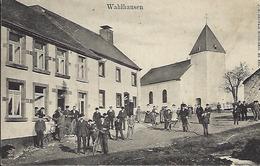 WAHLHAUSEN  -  J.M.BELLWALD,ECHTERNACH  2 Scans - Cartes Postales