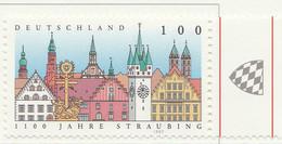 PIA - GER- 1997 : 11° Centenario Della Città Di Straubing - (Yv 1742) - [7] République Fédérale