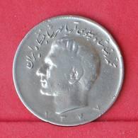 IRAN 10 RIALS 2000 -    KM# 117 - (Nº30538) - Iran