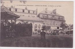 70 LUXEUIL Le Casino Vu Du Parc - Luxeuil Les Bains