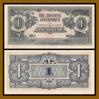Malaya  Japanese Occupation WW2, 1 Dollar, The Japanese Government UNC - Malaysia
