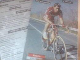 CYCLISME 1998 : CP ROBERTO PETITO - Ciclismo