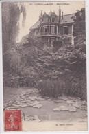 70 LUXEUIL Hôtel D'Hygie ,circulée En 1921 - Luxeuil Les Bains
