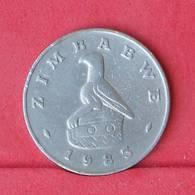 ZIMBABWE 20 CENTS 1983 -    KM# 4 - (Nº30550) - Zimbabwe