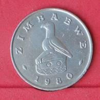 ZIMBABWE 1 DOLLAR  1997 -    KM# 6 - (Nº30557) - Zimbabwe