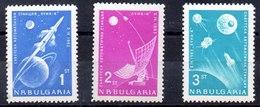 Serie De Bulgaria  N ºYvert 1194/96** Valor Catálogo 3.0€ ASTROFILATELIA (ASTROPHILATELIA) - Nuevos