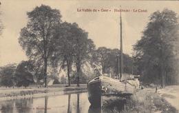 Haccourt  Oupeye   Le Canal  La Vallée Du Geer   PENICHE - Oupeye