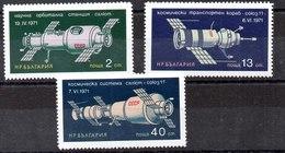 Serie De Bulgaria N ºYvert 1909/11** Valor Catálogo 3.5€ ASTROFILATELIA (ASTROPHILATELIA) - Nuevos