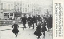 Belgique - Anvers - Une Arrestation Pendant La Grève Générale Du 14 Avril - Voir Texte - Antwerpen