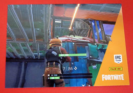 FORTNITE SERIES 1 TRADING CARDS PANINI 35 - Trading Cards