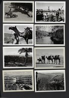 10 SNAPSHOTS LEBANON * SERIE B * PHOTO SPORT  BEIRUT * 9 X 6.50 CM * VOIR/SEE SCANS * LIBANON - Líbano
