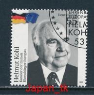 GERMANY Mi. Nr. 2960 Helmut Kohl (1930-2017), Politiker, Ehrenbürger Europas - Europa Mitläufer - 2012 - Used - 2012