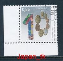 LUXEMBURG Mi. Nr. 1910 10 Jahre Euro-Bargeld - Europa Mitläufer - 2012 - Used - Europa-CEPT